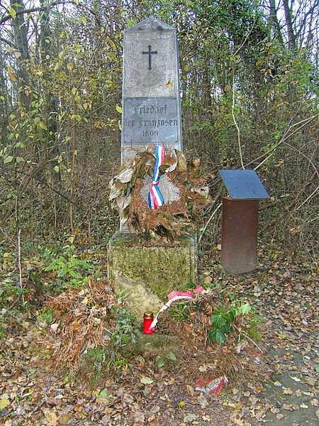 French Cemetery Battle of Aspern-Essling