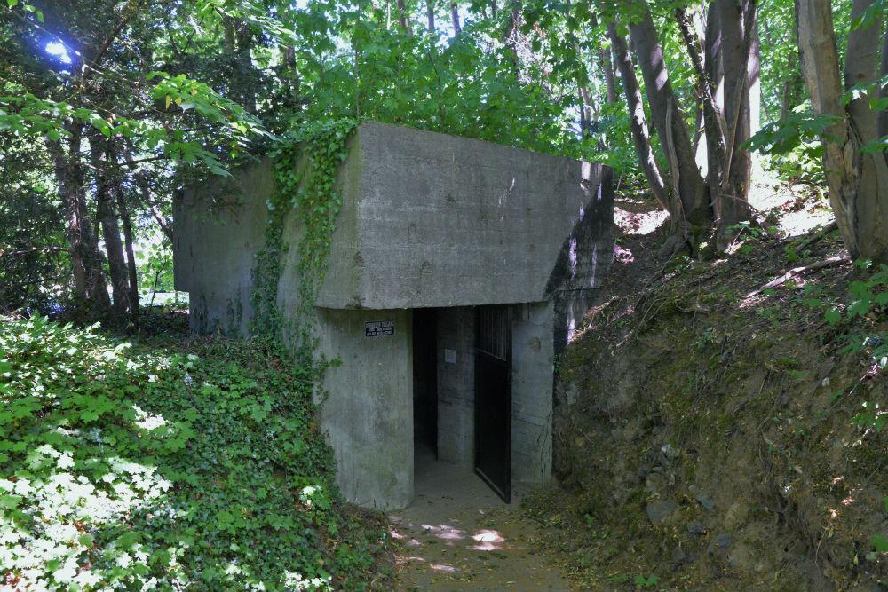 Bunkerkapel Abdij Lilbosch Echt