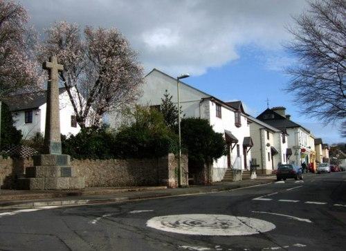 War Memorial Kingskerswell
