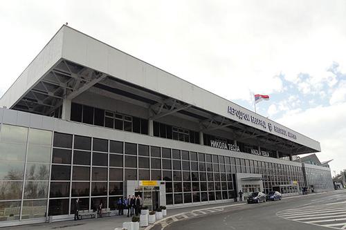 Luchthaven Belgrade Nikola Tesla