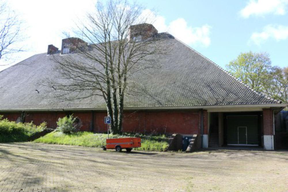Stützpunkt Clingendael - Command bunker Seyss Inquart