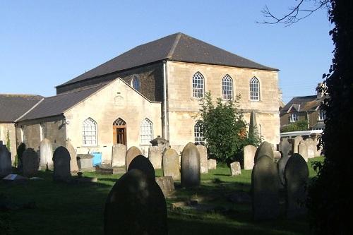 Oorlogsgraven van het Gemenebest Corsham Baptist Chapelyard