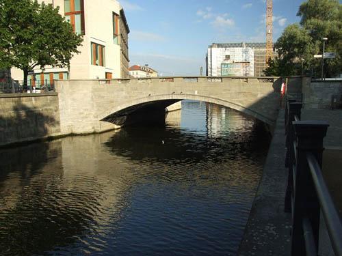 Eiserne Brücke Berlijn