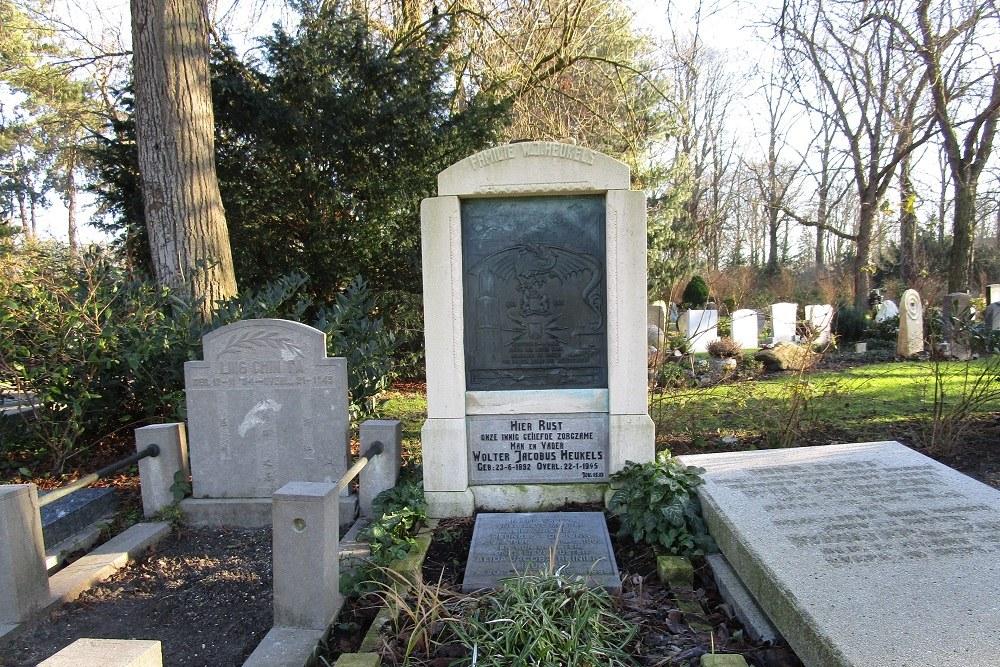 Dutch War Graves Kovelswade Cemetery