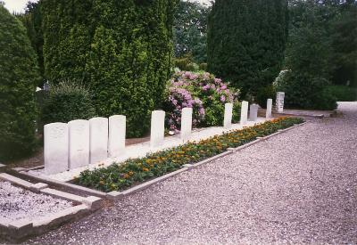 Commonwealth War Graves Heerde