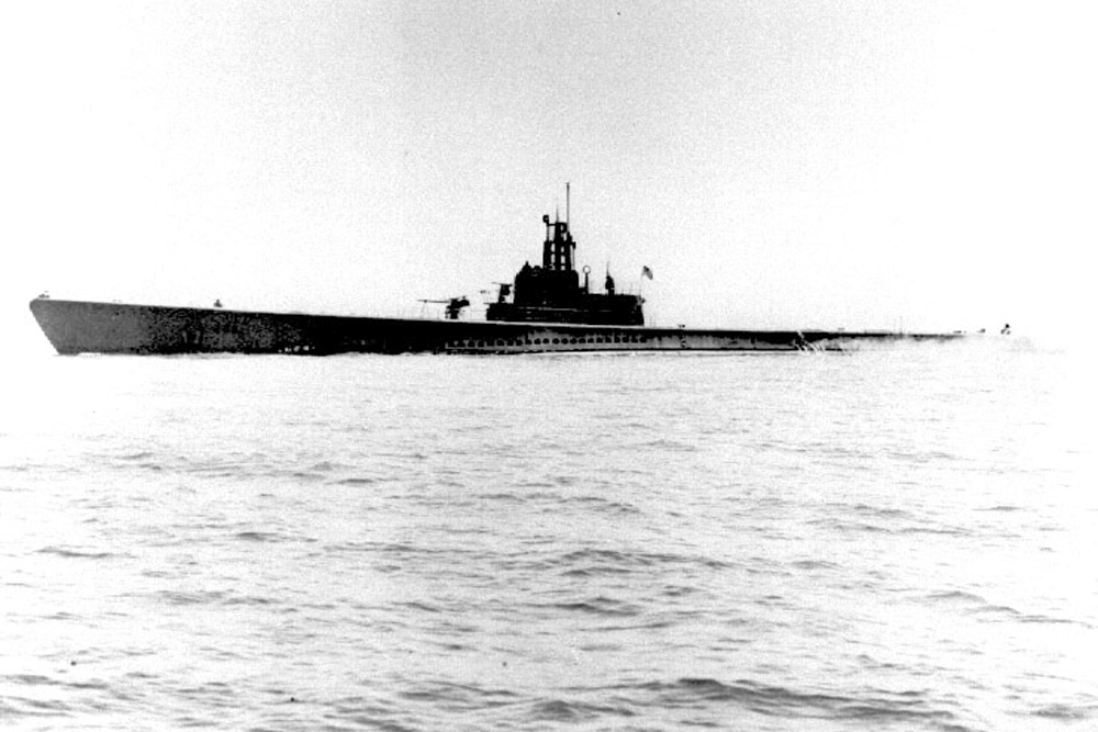 Scheepswrak U.S.S. Sculpin (SS-191)