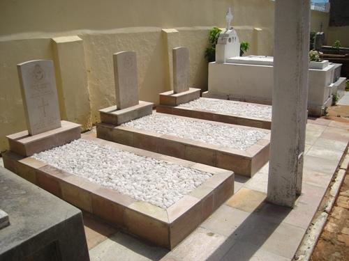 Oorlogsgraven van het Gemenebest Alecrim