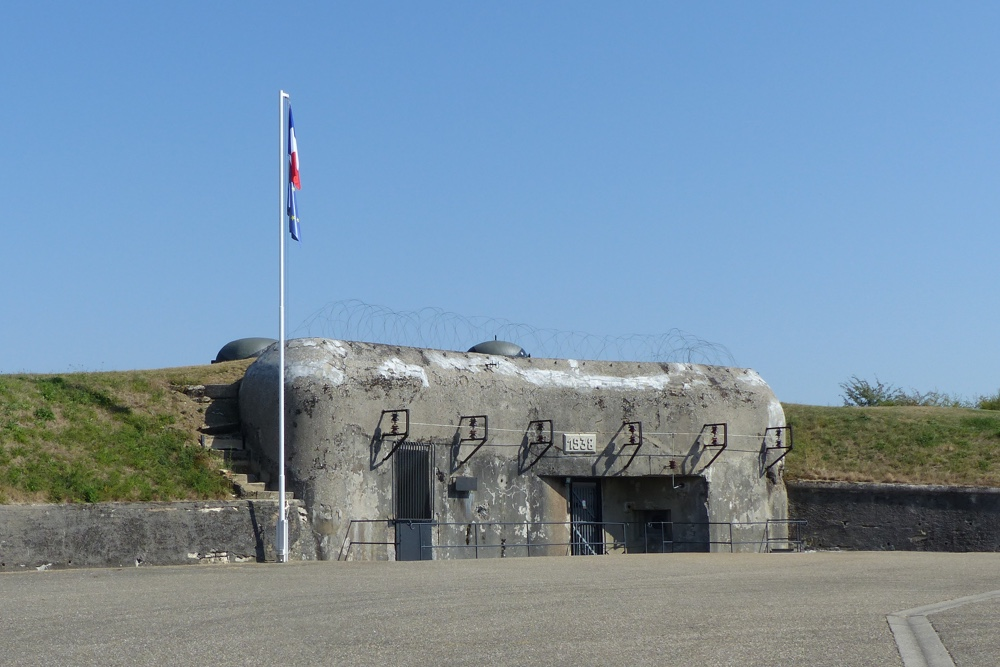 Maginot Line - Fort Rohrbach (Fort Casso)