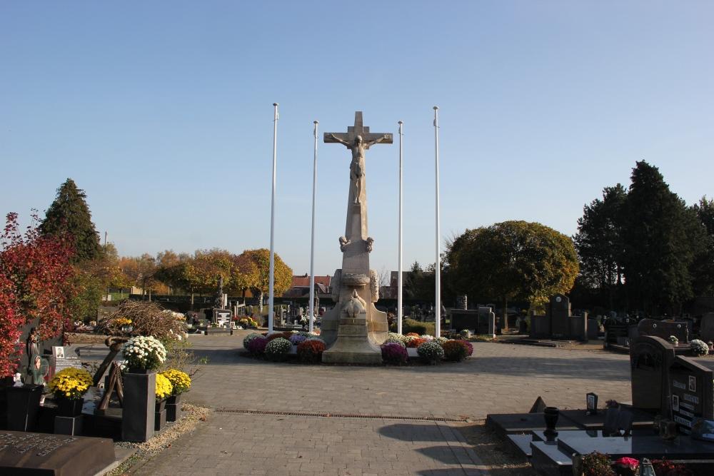 War Memorial Cemetery Kruibeke