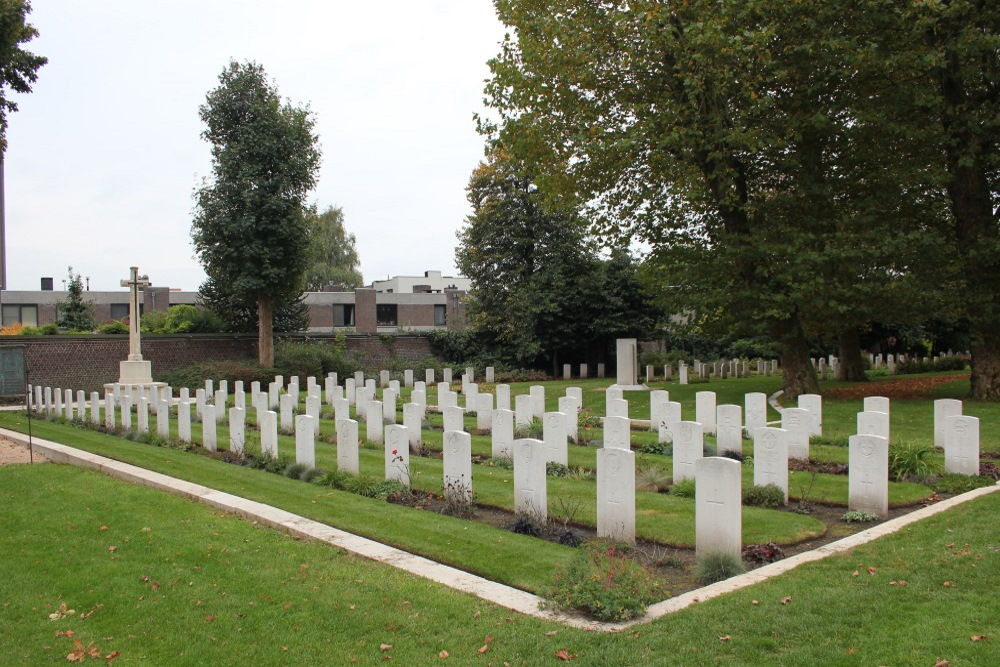 Commonwealth War Graves Gent
