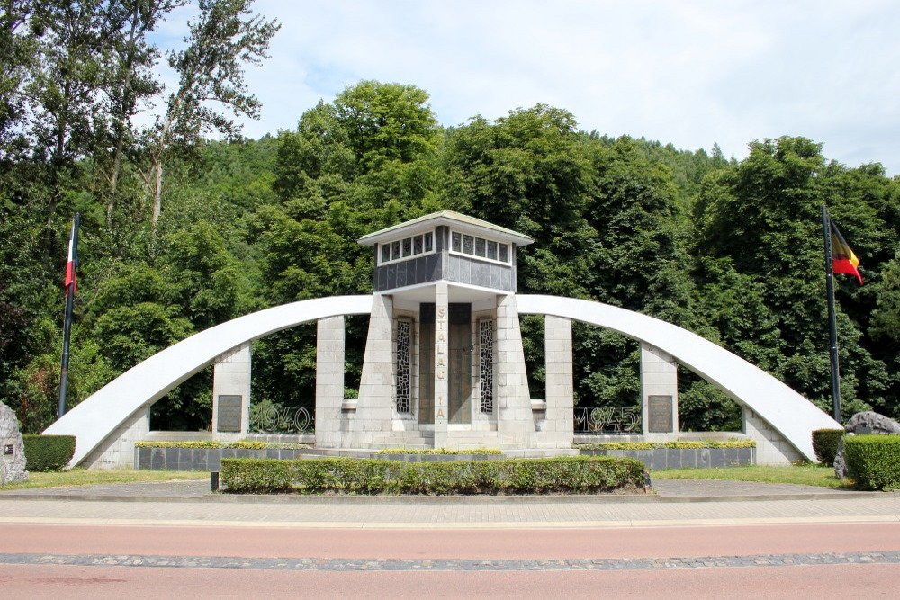 National Memorial of the Stalag 1A Chaudfontaine