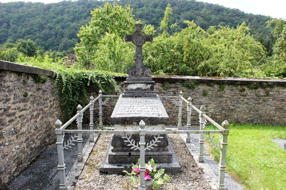 Belgische Oorlogsgraven Poupehan
