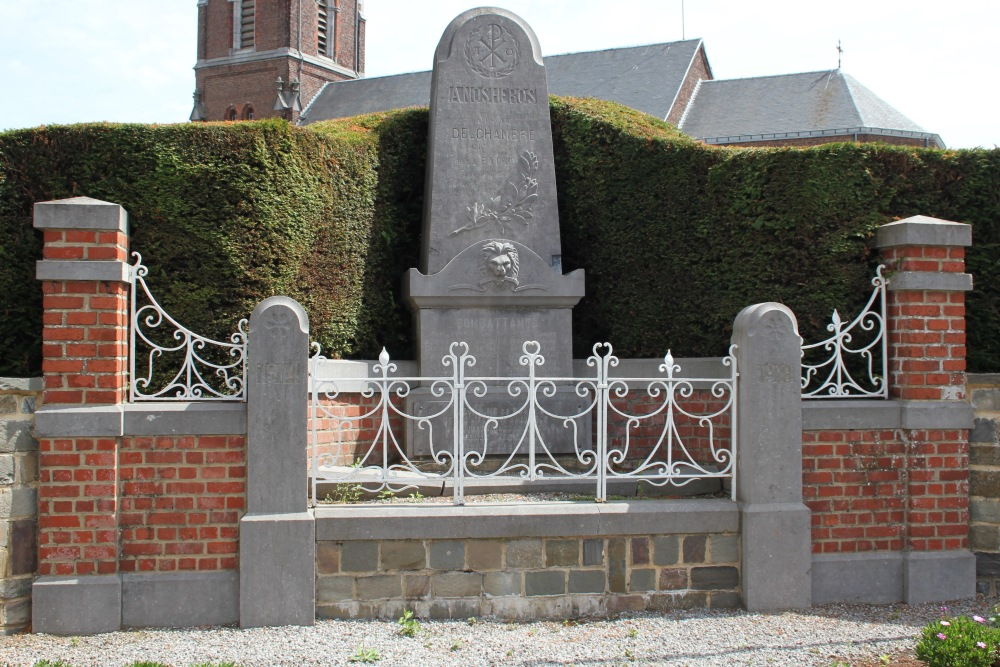 War Memorial Borlez