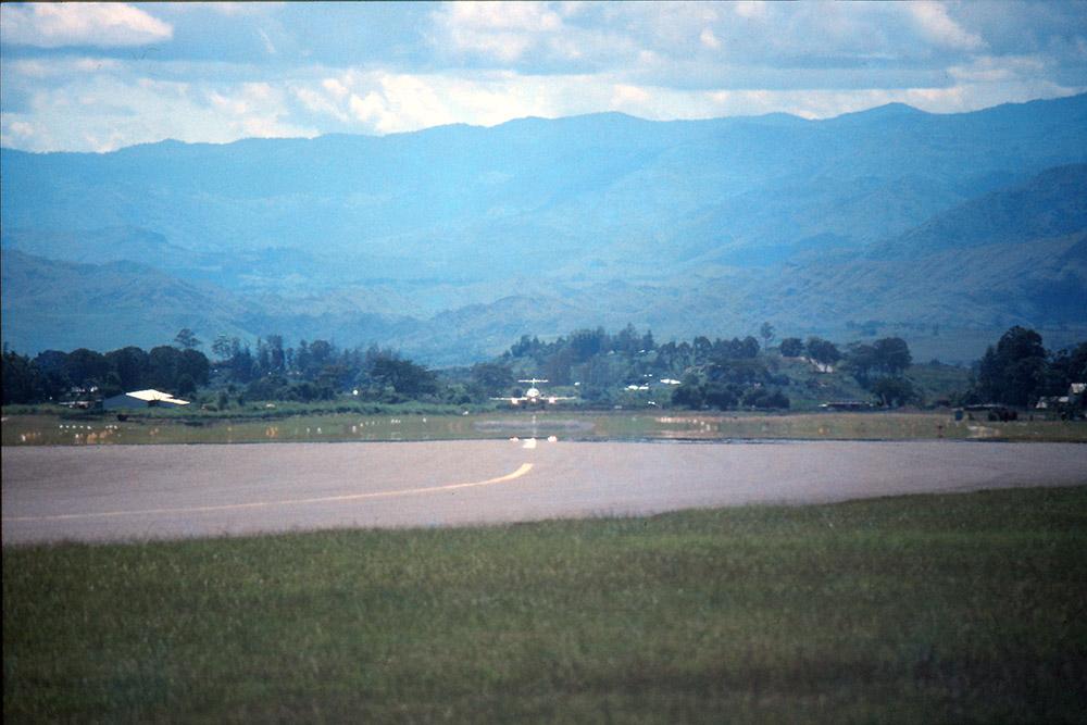 Goroka Airfield (Airport)