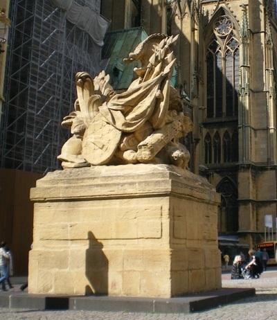 Oorlogsmonument Metz