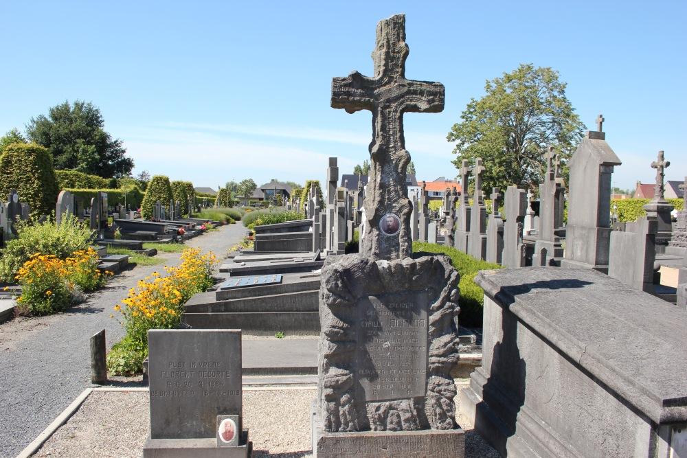 Belgian War Graves Aartrijke