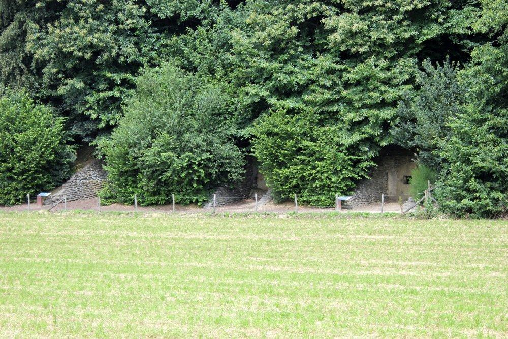 Bunkers Lettenberg Kemmel