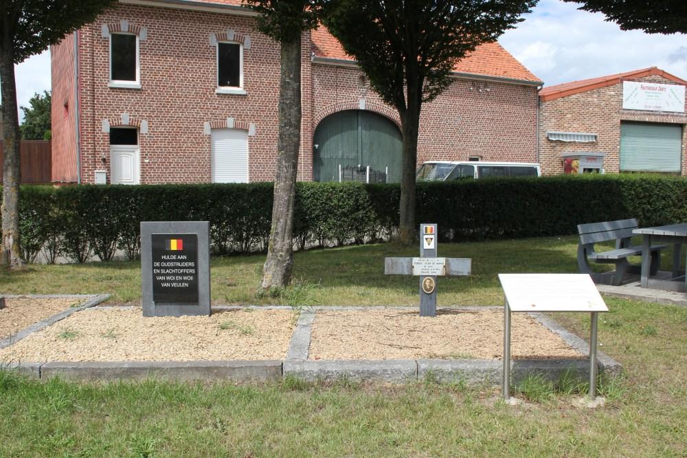 War Memorial Veulen