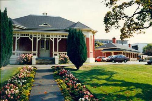 CFB Esquimalt Naval & Military Museum