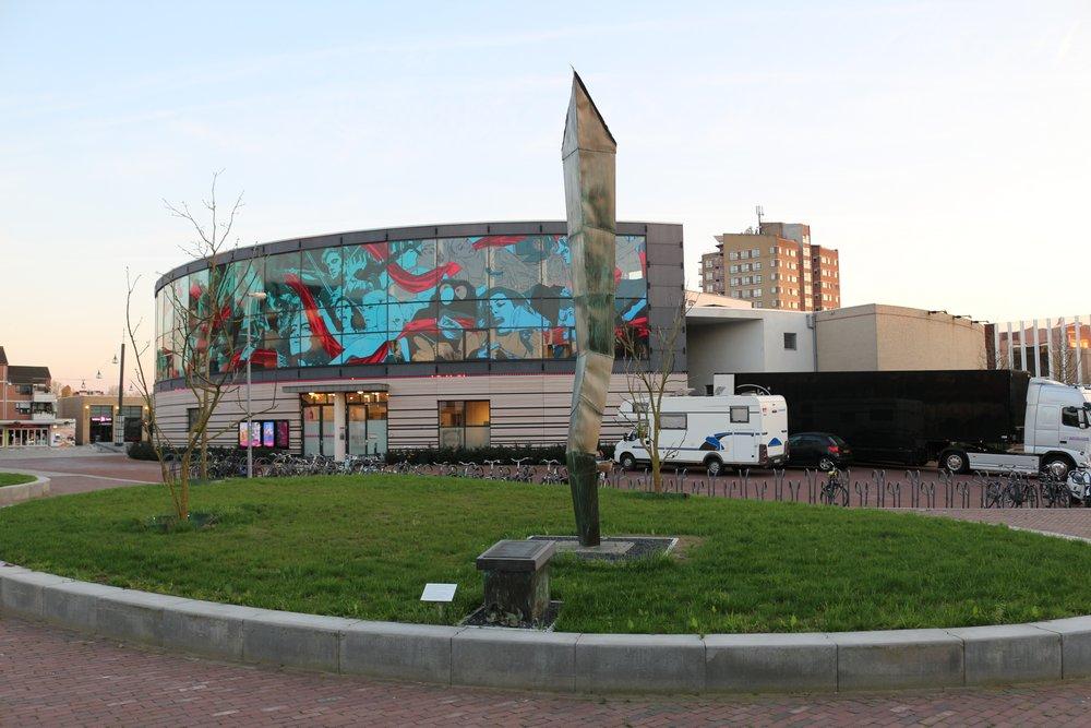 Monument Zeelst Market Garden