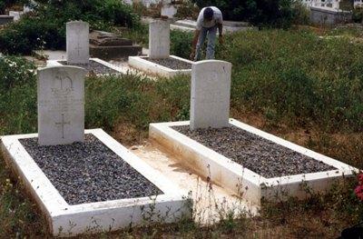 Oorlogsgraven van het Gemenebest Rabat
