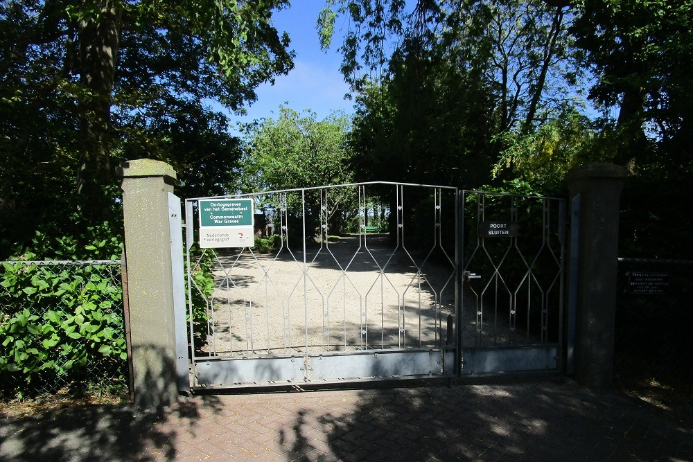 General Cemetery Hippolytushoef