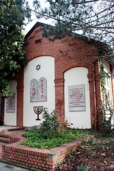 Jewish Memorial Brühl