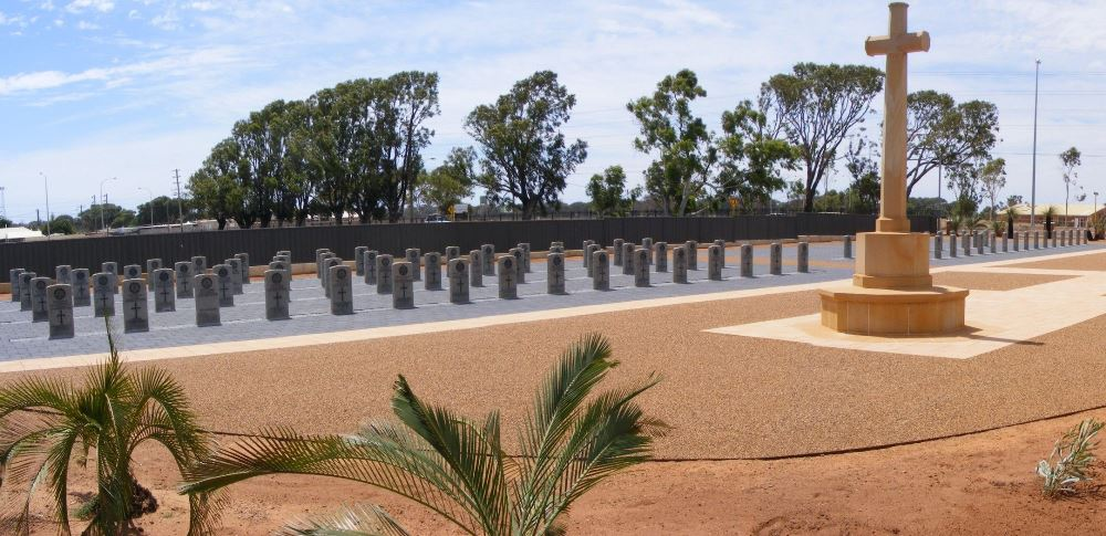 Commonwealth War Cemetery Geraldton