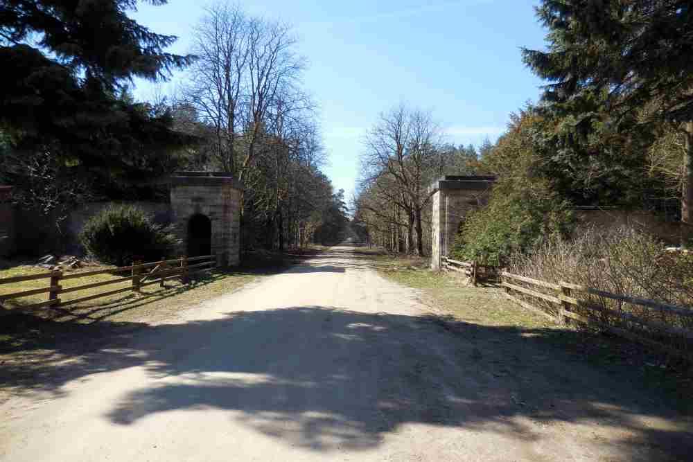 Guard Houses Former Carinhall