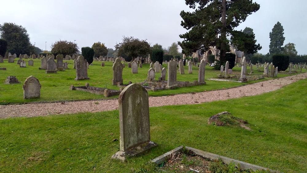 Oorlogsgraven van het Gemenebest Oakham Cemetery