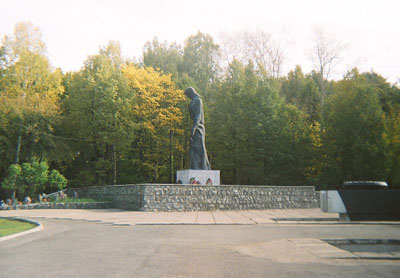 Sovjet Oorlogsgraven Perm