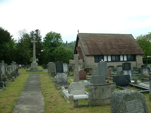 Oorlogsgraven van het Gemenebest Guilsfield Cemetery