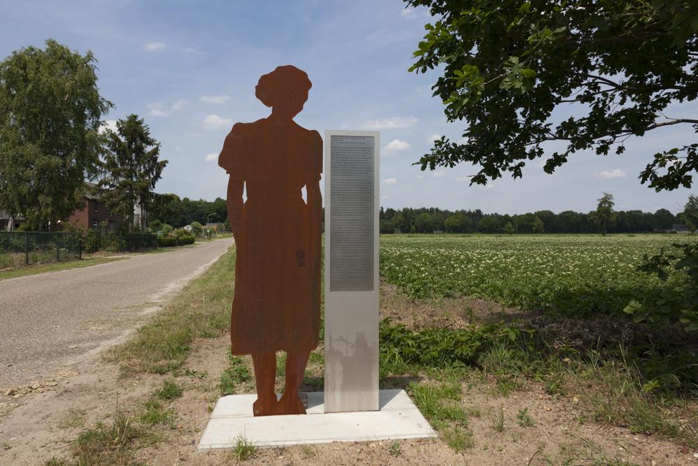 Memorial German Line