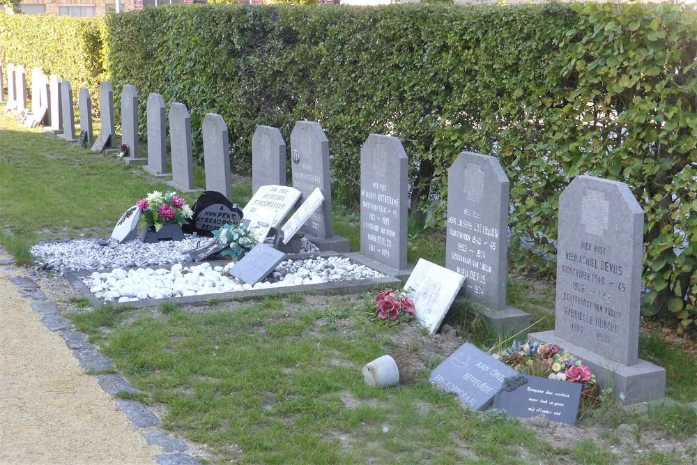 Graven Oud-Strijders Proven