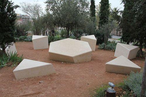 Holocaust Monument Athene