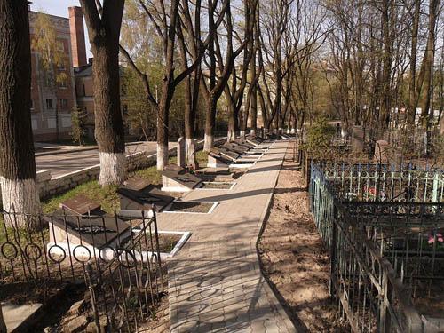 Soviet War Graves Smolensk