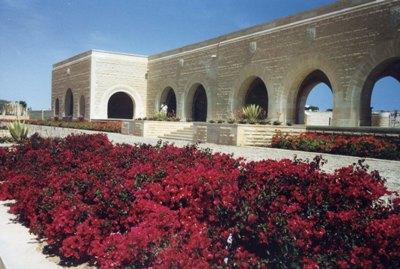 Monument Vermisten van het Gemenebest El Alamein