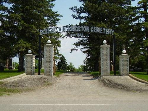 Commonwealth War Graves Boissevain Cemetery