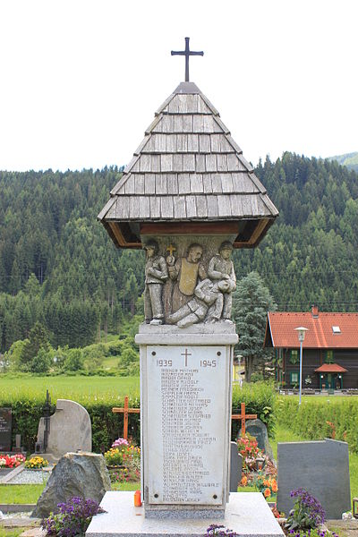 Oorlogsmonument Afritz am See