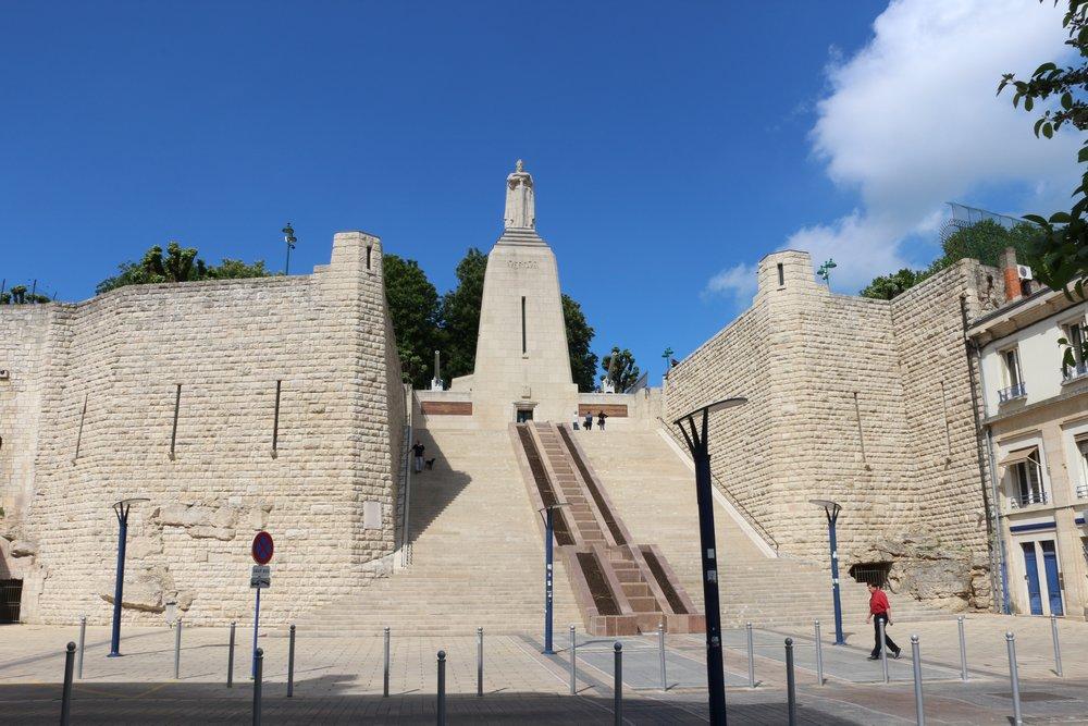 Monument voor de Overwinning bij Verdun