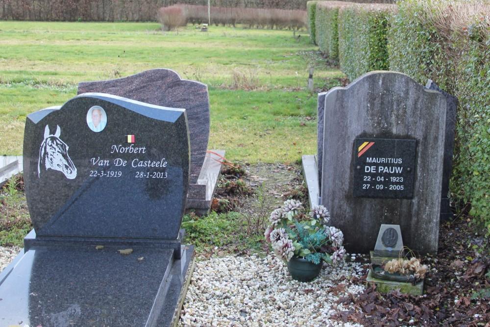 Veteran War Graves Bambrugge