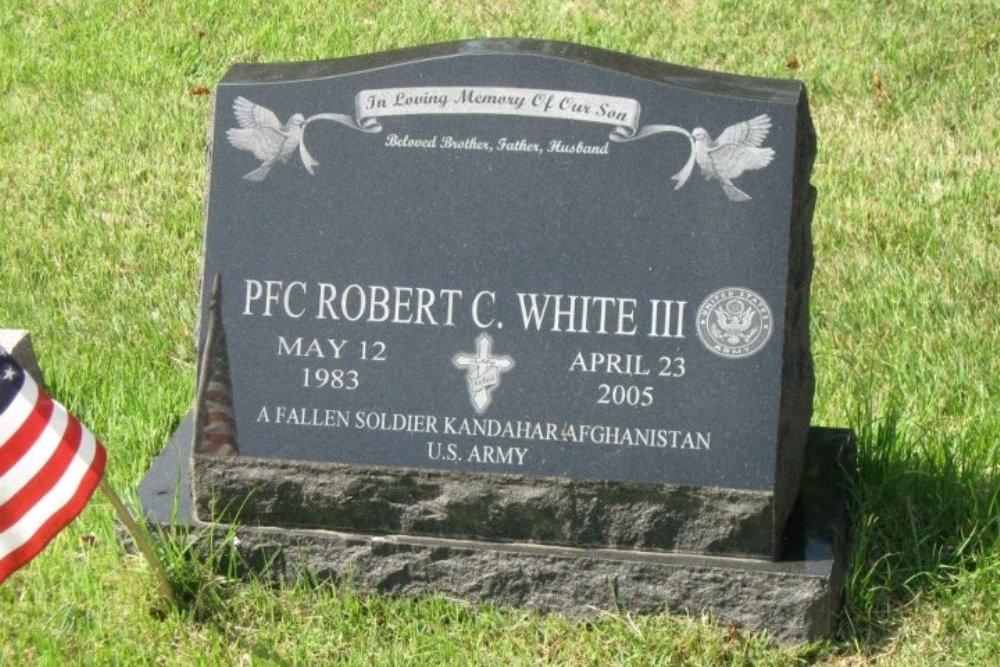 Amerikaanse Oorlogsgraven Harleigh Cemetery