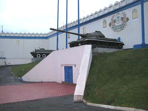 Stalin's Bunker Izmaylovo