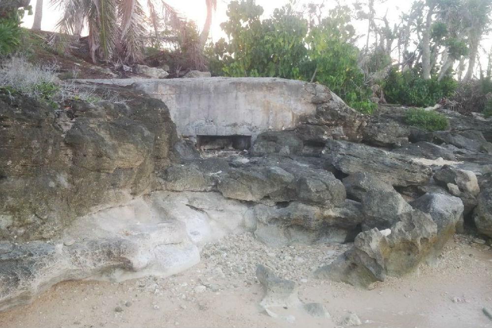 Japanese Bunker Tinian