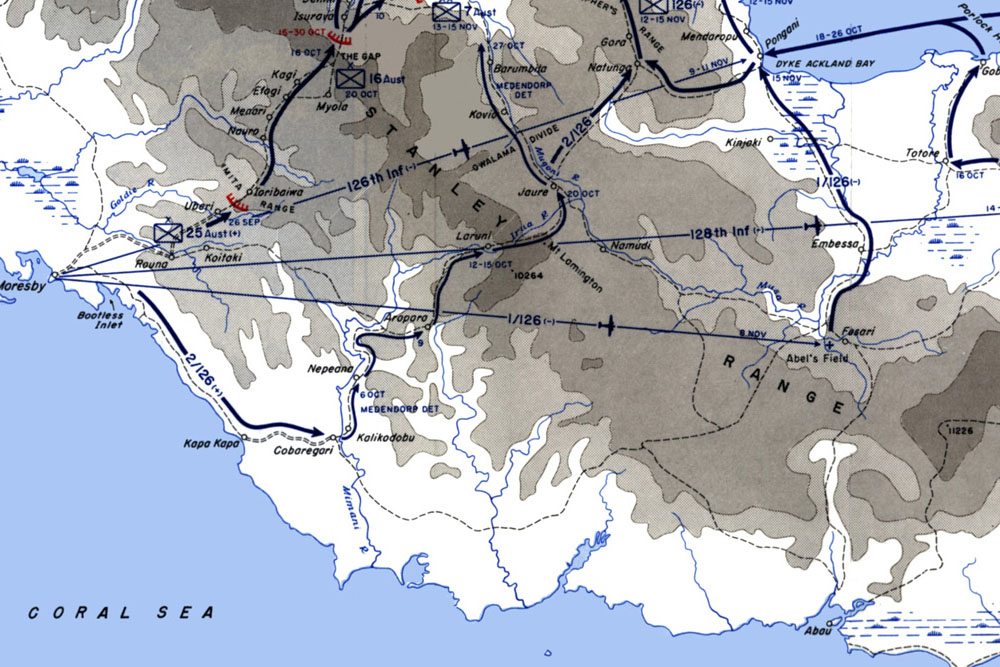 Kapa Kapa Trail - Bofu