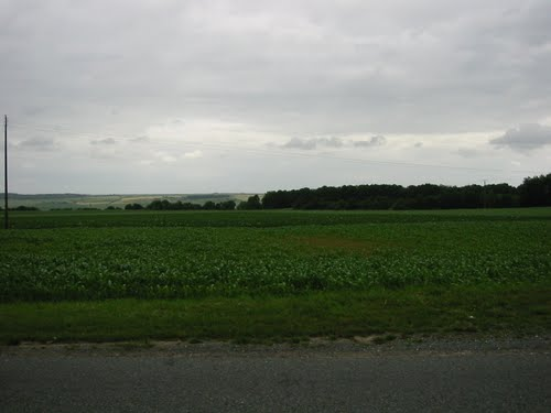 Crashlocatie Manfred von Richthofen