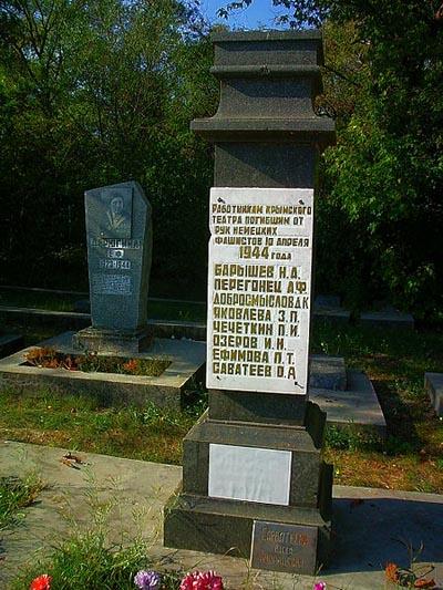 Mass Grave Members Underground Organisation