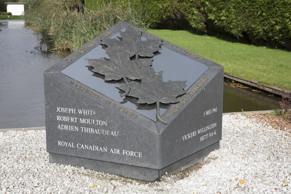 Canadian Memorial Wilnis