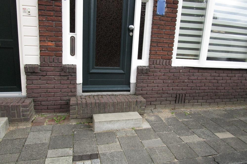 Stumbling Stones Jan Luykenstraat 14