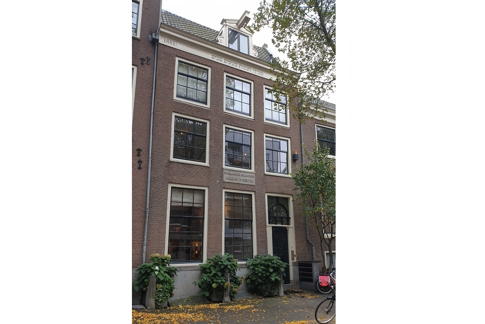 Former Dutch Jewish Girls Orphanage